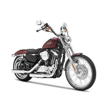 Maisto 32324 Motorcykel Harley Davidson 2012 XL 1200V Seventy Two
