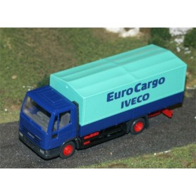 "Wiking 43901 Iveco Eurocargo med kapell ""EurocCargo Iveco"""