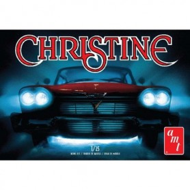 "AMT 801 Plymouth ""Christine"" 1958, gjuten i rött"