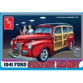 AMT 906 Ford Woody Custom Body 1941