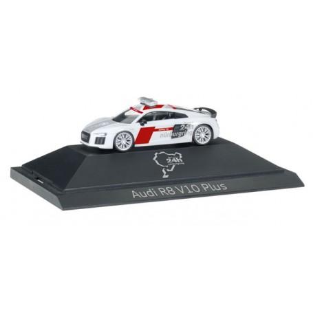 """Herpa 102001 Audi R8 V10 plus Safety Car """"24h Nürburgring"""""""