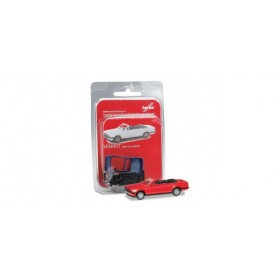 Herpa 012225.5 Herpa MiniKit: BMW 3 convertible, red