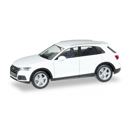 Herpa 028622 Audi Q5, Ibis white