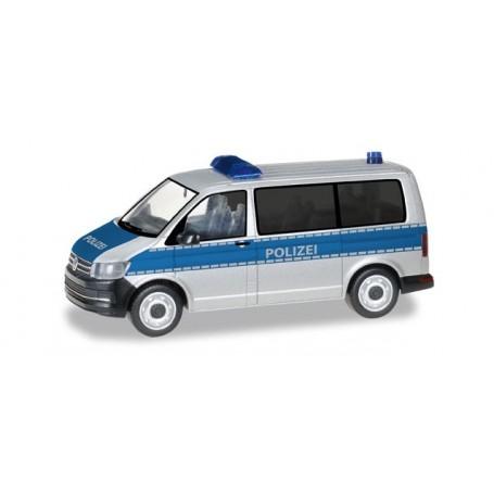 "Herpa 092814 VW T6 Bus ""Police department Niedersachsen"""