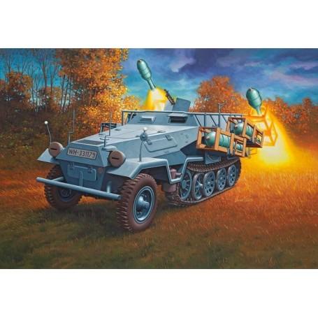 Revell 03248 Sd.Kfz. 251/1 Ausf.B Stuka zu Fuß