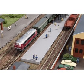 Auhagen 44641 Platform without roof
