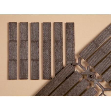 Auhagen 48655 24 foot planks, 12 covers