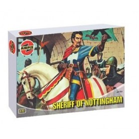 Airfix 01721 Figurer Sheriff of Nottingham