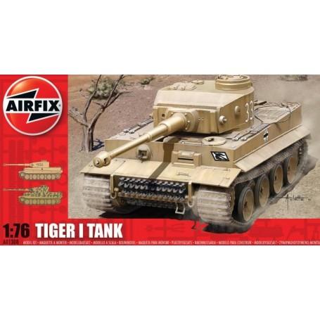 Airfix 01308 Tanks Tiger I