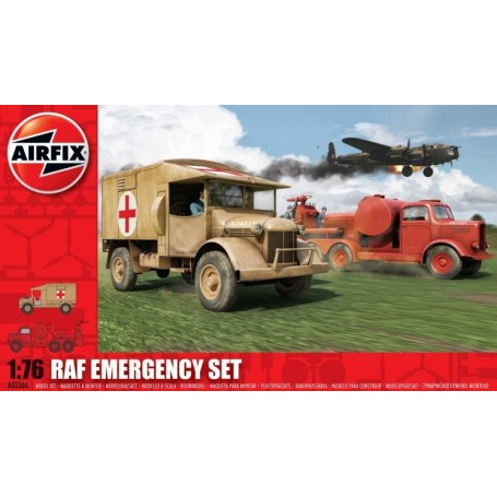 Airfix 03304 RAF Emergency Set