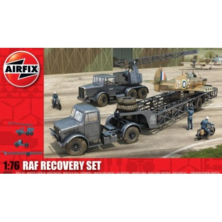 Airfix 03305 RAF Recovery Set