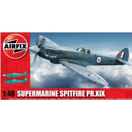 Airfix 05119 Flygplan Supermarine Spitfire PRXIX med svenska dekaler