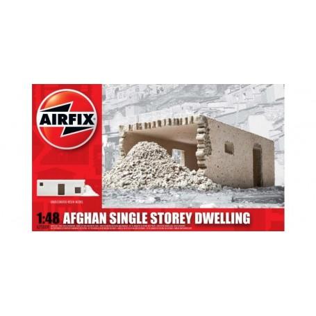 Airfix 75009 Afghan Single Storey Dwelling
