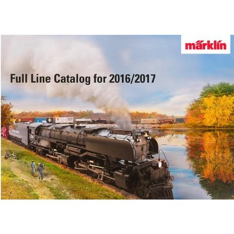 Märklin 15741 Märklin Katalog för 2016/2017 Engelska