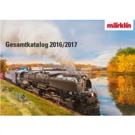 Märklin 15740 Märklin Katalog för 2016/2017 Tyska