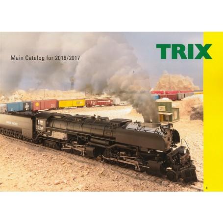 Trix 19811 Trix Katalog 2016/2017 Engelska