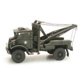 Artitec 87098 CMP/UK Chevrolet 3T Wrecker, byggsats i resin