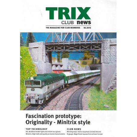 Trix CLUB52016 Trix Club 05/2016