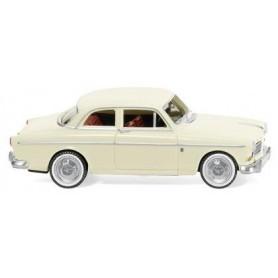 Wiking 22801 Volvo Amazon - pearl white