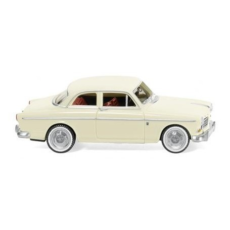 Wiking 22801 Volvo Amazon - pearl white