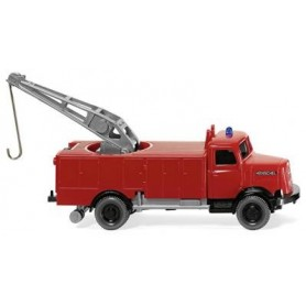 Wiking 86138 Fire brigade - Henschel HS 100 heavy rescue vehicle