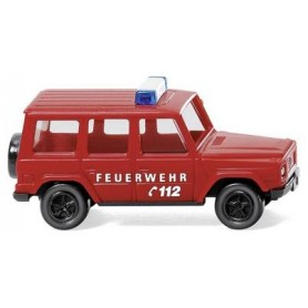 Wiking 93404 Fire brigade - MB G