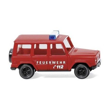 Wiking 93404 Fire brigade - MB G