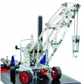 Wilesco 00120 Kran, byggsats, tillbehör för Ångmaskin D11