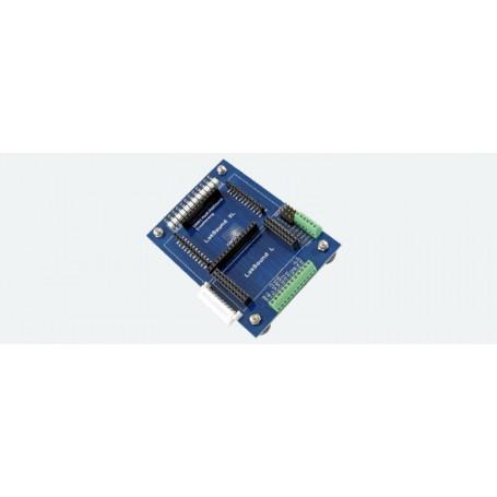 ESU 53901 Decoder tester extension for LokSound XL V4.0, LokSound L V4.0 with LED monitor, servo connectors