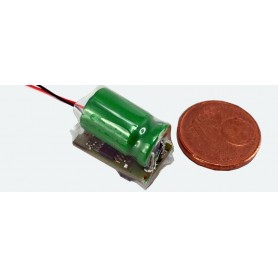 ESU 54671 PowerPack Mini enery buffer for LokPilot V4.0 & LokSound V4.0 family, 1F/2.7V