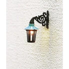 Brawa 5352 Vägglampa, höjd 24 mm