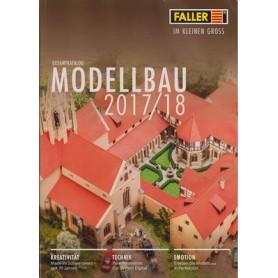 Media KAT400 Faller Katalog 2017/18, tyska