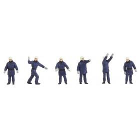 Faller 150928 Modern firemen, 6 st