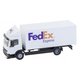 Faller 161592 Lorry MB Atego 04 FedEx (HERPA)