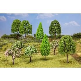 Faller 181526 Lövfällande träd, 10 st