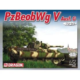 Dragon 7230 Tanks PxBeobWg V, utförande G