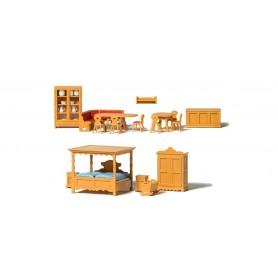 Preiser 17710 Möbler för lantligt hus
