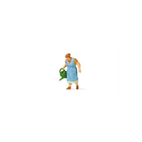 Preiser 28207 Blomvattning, 1 figur
