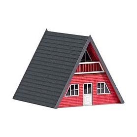 Busch 1438 Finnish Style Cottage