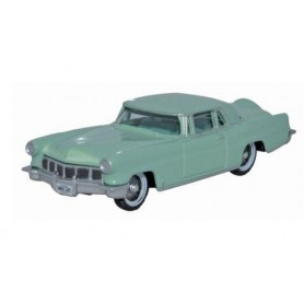 Oxford Models 115101 Lincoln Continental MkII Summit Green, 1956