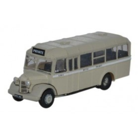 Oxford Models 116405 Buss Bedford OWB British Railways