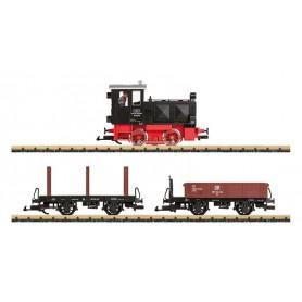 LGB 70230 DR Era III Freight Train Starter Set