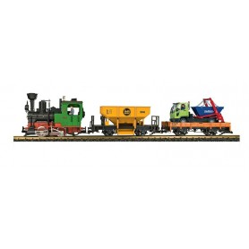 LGB 70403 Freight Train Starter Set