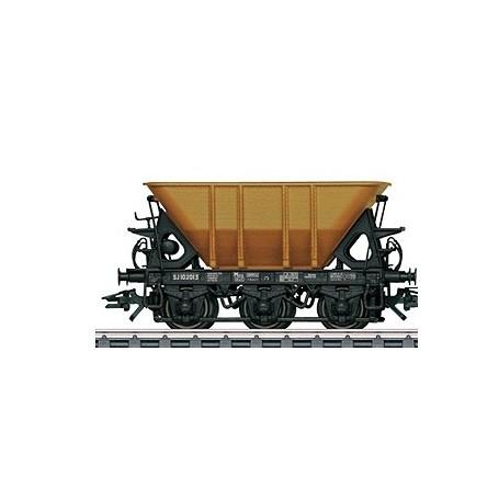Märklin 94428 Masvagn i guldutförande typ SJ 102013