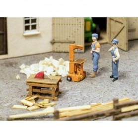 Noch 13726 Wood Splitter and Circular Saw