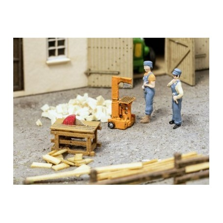 Noch 13726 Wood Splitter and Circular Saw