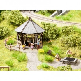 "Noch 65612 Scenery Set ""Barbecue Hut"""