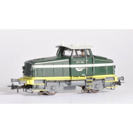 Jeco Z71-A810 Diesellok Ofotbanen 744