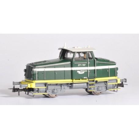 Jeco Z71-A811 Diesellok Ofotbanen 707
