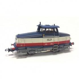 Jeco Z65-B220 Diesellok SJ Z65-572